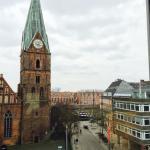 Blick aus Hotelzimmer...👍