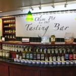 Try the Olive Tasting Bar