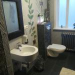 Les toilettes Odin de l'aj