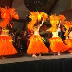Dancers at the Aulii Luau