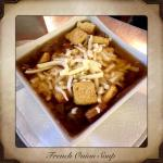 Delicious French Onion Soup