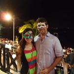 Balcony Carnival Time!