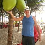 Os cocos gigantes de Crocobeac. Kkkkk...