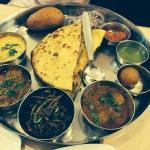 Rajasthani thali speciality of Jodhpur