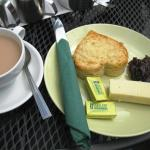 Savoury tea - gluten free and utterly delicious!