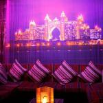 Atlantis, majlis seating, maghrebi