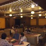 New look of the restaurant