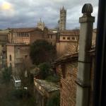 Il Duomo visto dall'hotel