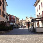 piazza Malvezzi-Desenzano del Garda