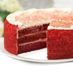 Red Velvet Cake at ZUKA