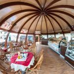 Wnętrze Restauracji / Lodziarni