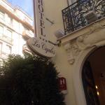 Photo de Hotel les Cigales
