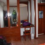Chambre très simple