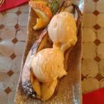 Superb grilled banana
