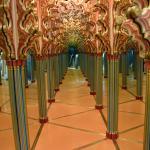 sala de espelho
