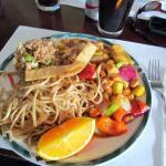 Lunch - Kung Bo Chicken