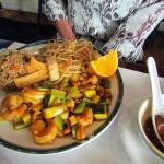 Lunch - Cashew Shrimp
