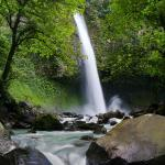 La Fortuna Waterfall, from the downstream pool by TimMulholland.com