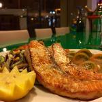 Grill salmón delicius !!!!