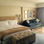 Habitaciones amplias y cómodas