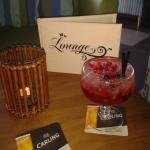 A small sample of what's  on offer at Lounge!!