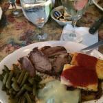 Greek Combination Platter