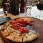 Pizza appetizer
