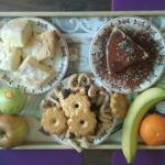 la colazione propostami