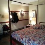 Our quaint room