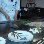 cuisson sur table