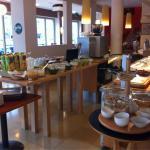 Der Frühstücksraum