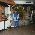 No hotel na ilha de Fehmarn