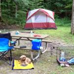 Camp all set up