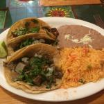 Taco Dinner was very yummy!!