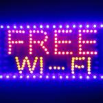 FreeWiFI for all our guests!