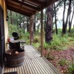 Cottage 1 verandah