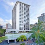 Centrally located on Kalakaua Avenue
