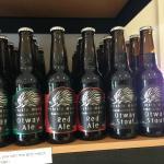More beer...the bottled kind