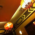 Decor at Nanking
