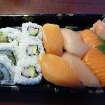 テイクアウトお寿司