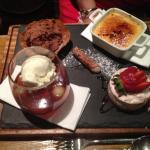 Sharing Pud, Delicious!