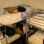 Room of 4 beds