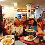 Happy Scottish Diners