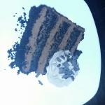 Our heavenly chocolate cake