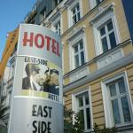 East Side City Hotel Foto