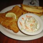 Fish and chips; the best in town