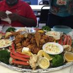 The best seafood ever!!!!