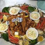 The best seafood experience ever.