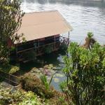 raft room = steep steps