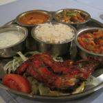 Thali for one